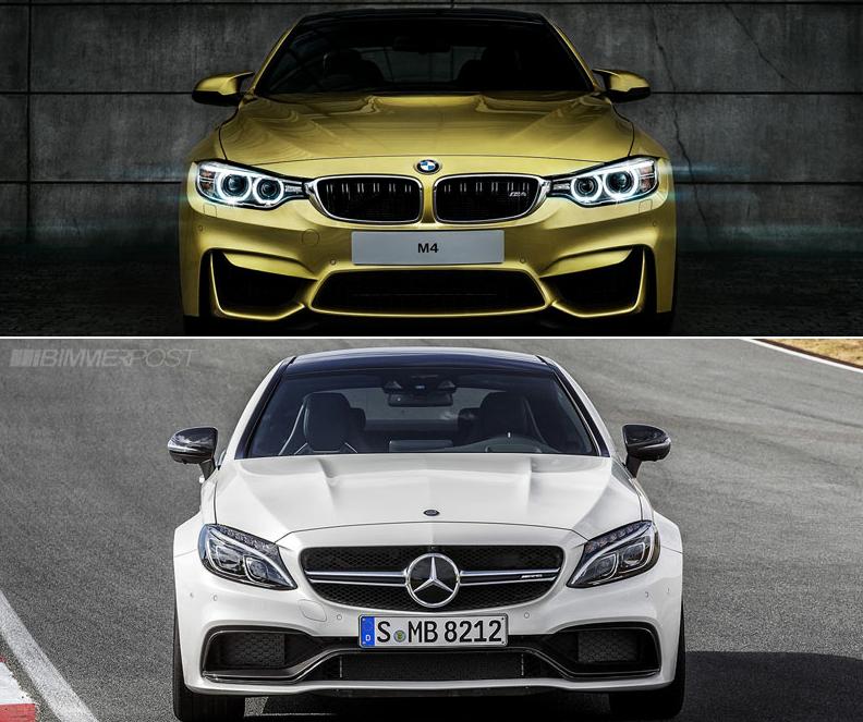 фото сравнение BMW M4