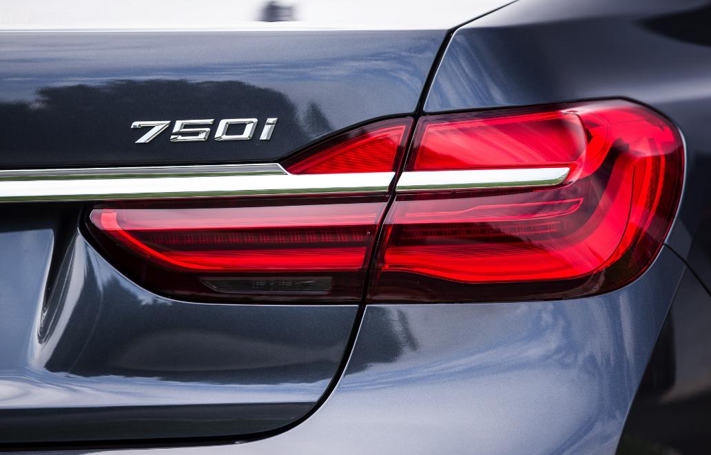 будущая BMW 7 серии