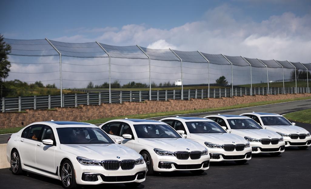 BMW 7 серии 2016 в NY