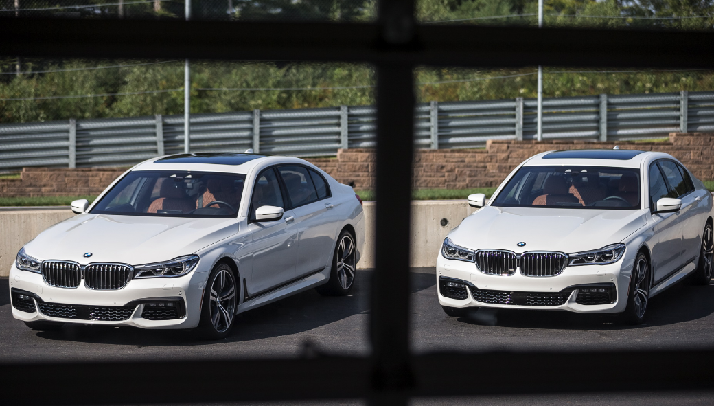 дебют BMW 7 серии 2016