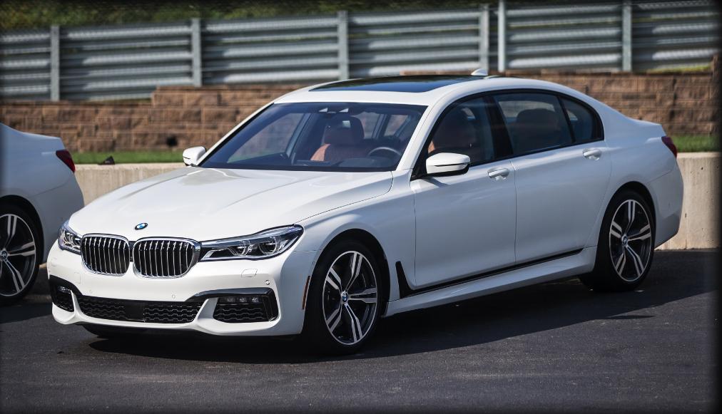 BMW 7 серии 2016 фото