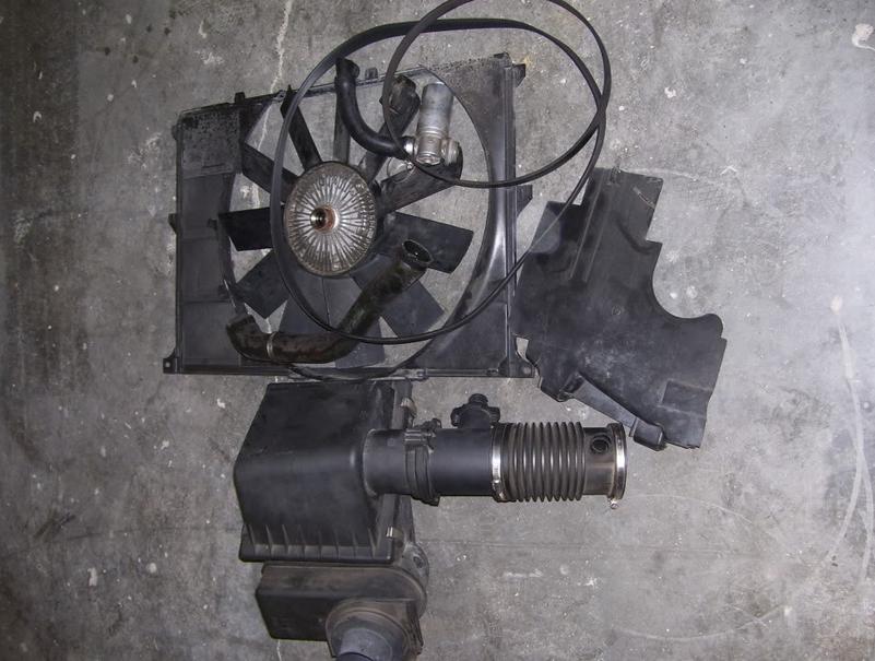 Фото инструкция по замене водяного насоса на BMW e34(M60)