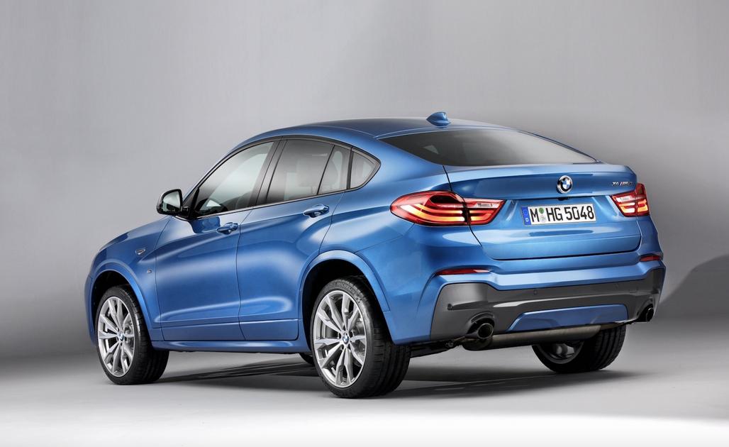 BMW X4 M40i новый