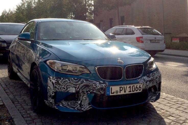 Начальная цена BMW M2 в США 51 тысячи долларов