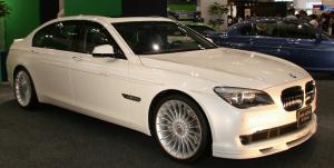 BMW ALPINA B7 новый