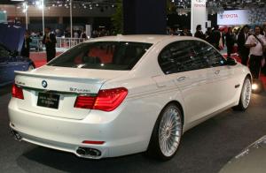 BMW ALPINA B7 фото