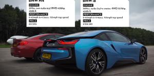 BMW i8 или BMW M4