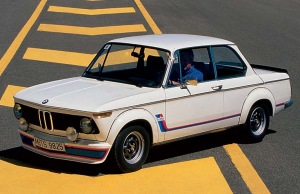 BMW модели 2002