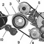 Замена генератора на двигателе BMW X5 – M62 с 8 цилиндрами