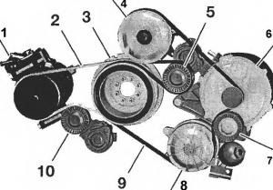 генератора на двигателе BMW X5