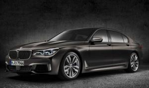 Новая BMW xDrive M760Li
