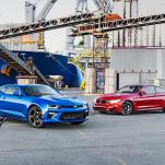 Сравнение характеристик BMW M4 и Chevy Camaro SS