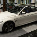Фотографии тюнинга BMW M3 в Abu Dhabi