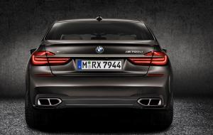 новая BMW M760Li xDrive 2016