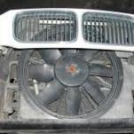 Фото инструкция: как заменить вентилятор на BMW E36