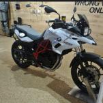 Характеристики обновленных мотоциклов BMW F 700 GS и BMW F 800 GS