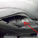 Как снять датчик уровня масла на BMW E39