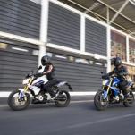 Мировой дебют BMW G 310 R – характеристики мотоцикла