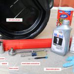 Как заменить масло на BMW 650i/645Ci  E63/E64 с фотографиями