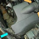 Как снять впускной коллектор на BMW E36 — инструкция