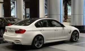 BMW M3 в Abu Dhabi фото