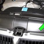 Как заменить вентилятор радиатора на BMW E90