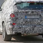 Видео теста нового BMW X3 M F97 2018 года