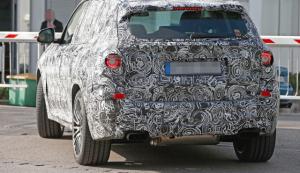 BMW X3 M F97 2018 года