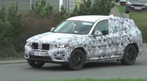 Видео: BMW G01 X3 2018