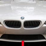 Замена масляного радиатора на BMW z4M — фото инструкция