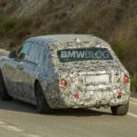 Новый Rolls-Royce Phantom тестируется на дорогах Испаний