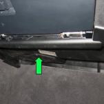 Замена фильтра салона на BMW Z4M (фото)