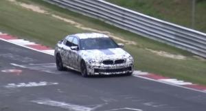BMW F90 M5 2018 года