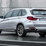 Новые фотографии и характеристики BMW X7 2018 года