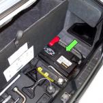 Замена кабелей и клемм на аккумулятор BMW Z3 (1996-2002 годов)