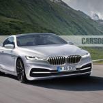 Шпионские фотографии:  возможно новый BMW 6-й серии или 8-й серии