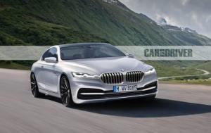 новый BMW 6-й