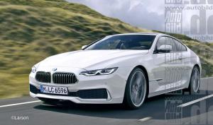 BMW 6-й серии или 8-й серии