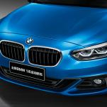 Новый седан BMW 1-й серии будет доступен в Китае уже совсем скоро