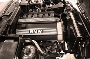 ВАЗ 2191 и BMV E34