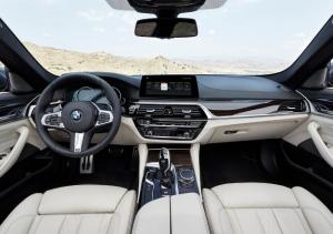 BMW 7 Series 2017-2018 года