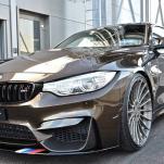 Модель BMW M4 получила под капот 600 лошадей