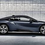 2017 BMW i8 Protonic Dark Silver — специальная модель