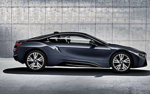2017 BMW i8 Protonic Dark Silver