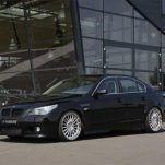 Обзор на легковой автомобиль BMW в кузове Е60 «пятая серия»