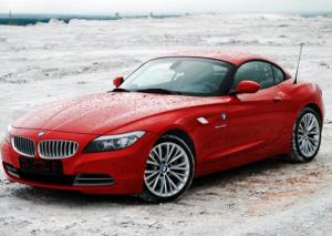 BMW Z4 второго поколения