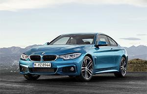 Известна цена обновлённого BMW 4 Series