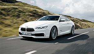 Новый BMW 6 серии 2017 года