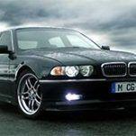 BMW 7-series в кузове E38