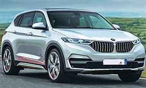 Выходит новый BMW X2 2018 года